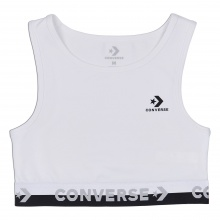 CONVERSE HIGH NECK BRA TEE (10008423 102)