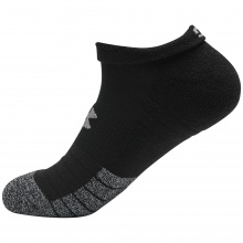 UNDER ARMOUR HEATGEAR NS SOCKS 3PP (1346755-001)